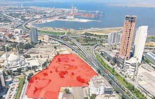 İzmir'in merkezine 4 milyar TL'lik proje