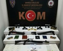 KOM'dan dev operasyon: 19 gözaltı