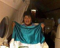 Evo Morales o ülkeye sığındı