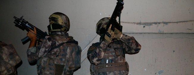 Adana'daşafak vakti DEAŞ ve El Kaide operasyonu: 10 gözaltı kararı