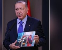 Başkan Erdoğan Trump'a bu kitabı götürdü!