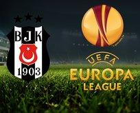 Beşiktaş - LASK Linz Avrupa Ligi maçı ne zaman?
