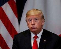 Trump BMde konuşma sırasını kaçırdı