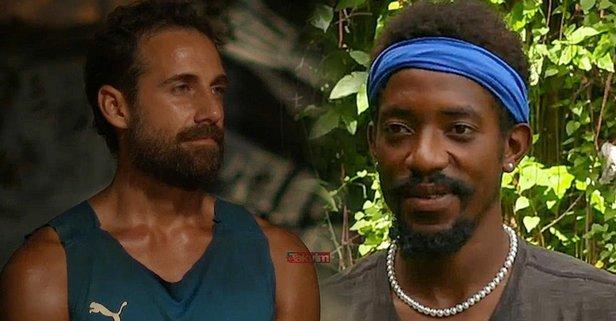 Survivor Steven elendi açtı ağzını yumdu gözünü