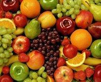 Kabızlığa elma diyabete armut