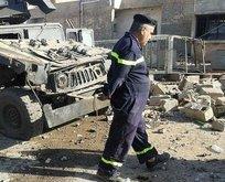 Kerkükte oy deposuna bombalı saldırı: 19 yaralı
