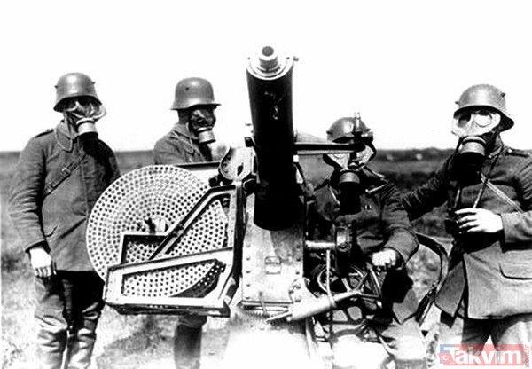 Birinci Dünya Savaşının teknolojik cihazları neleri değiştirdi?