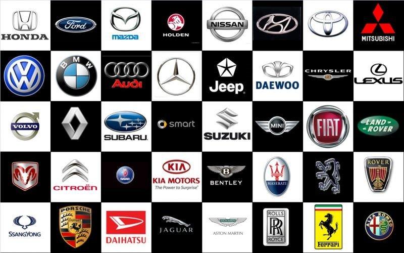 Otomobil markalarının amblemlerinin gizli anlamları