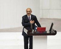 Yeni Hazine ve Maliye Bakanı Lütfi Elvan'dan ilk mesaj