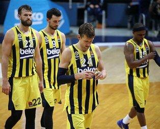 Fenerbahçe Beko evinde mağlup oldu!