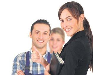 Kadına gence iş fırsatı