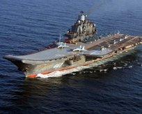 Rusya'dan kritik Akdeniz hamlesi